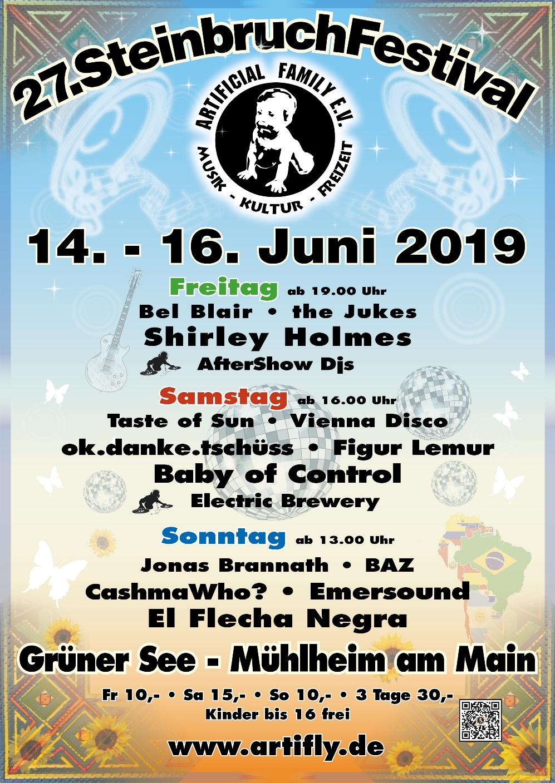 Steinbruchfestival 2019